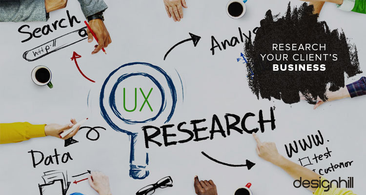 Research Your Client Business