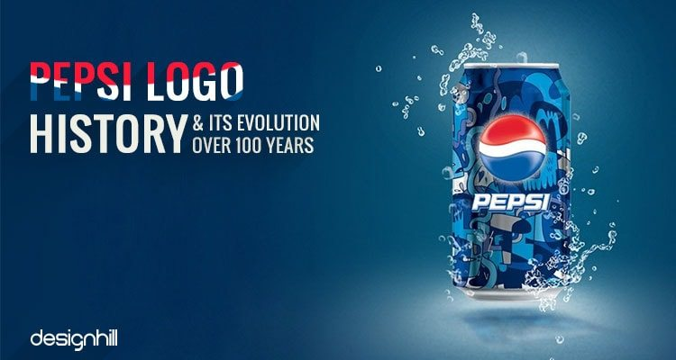 pepsi logo history its evolution over 100 years
