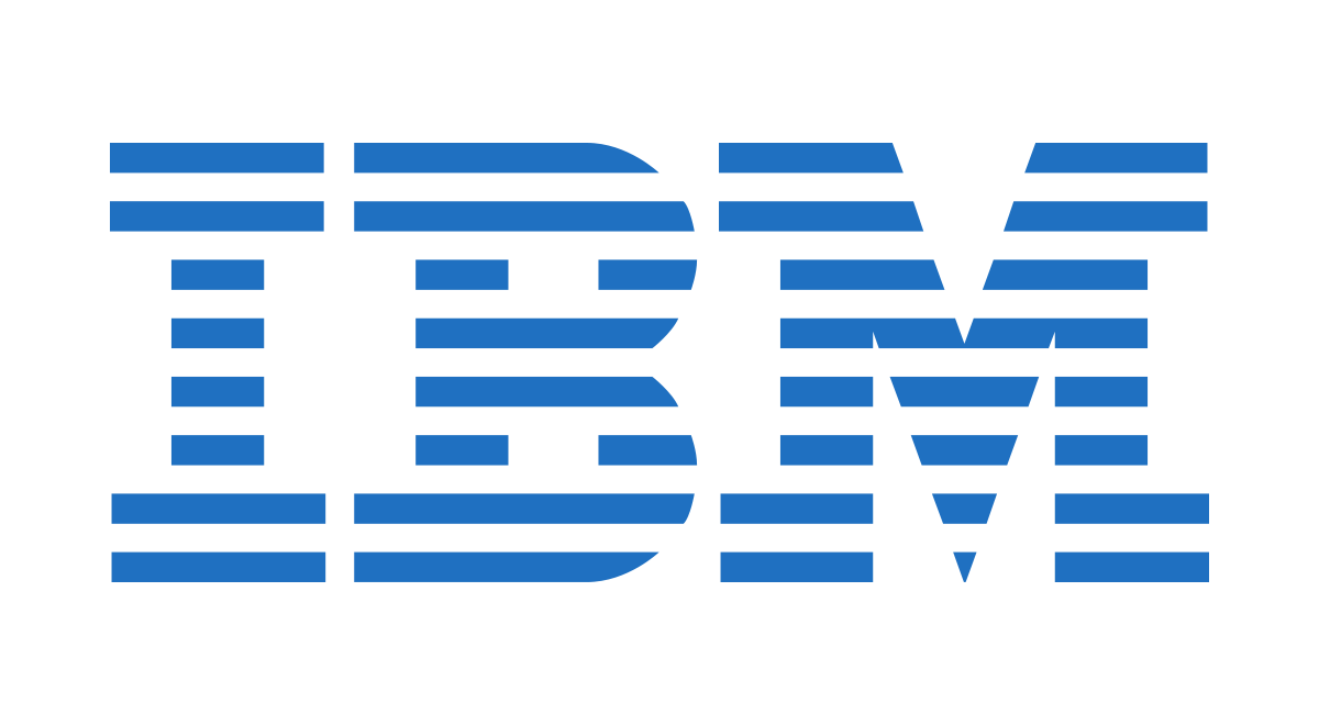 1972 IBM logo