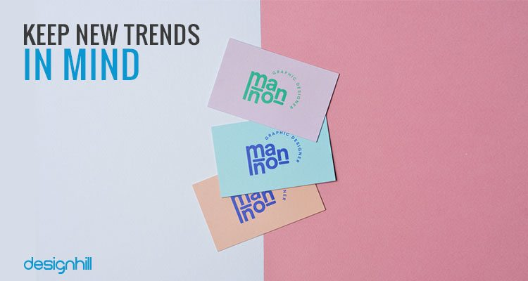 business card Trends