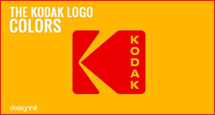 Kodak Logo Colors