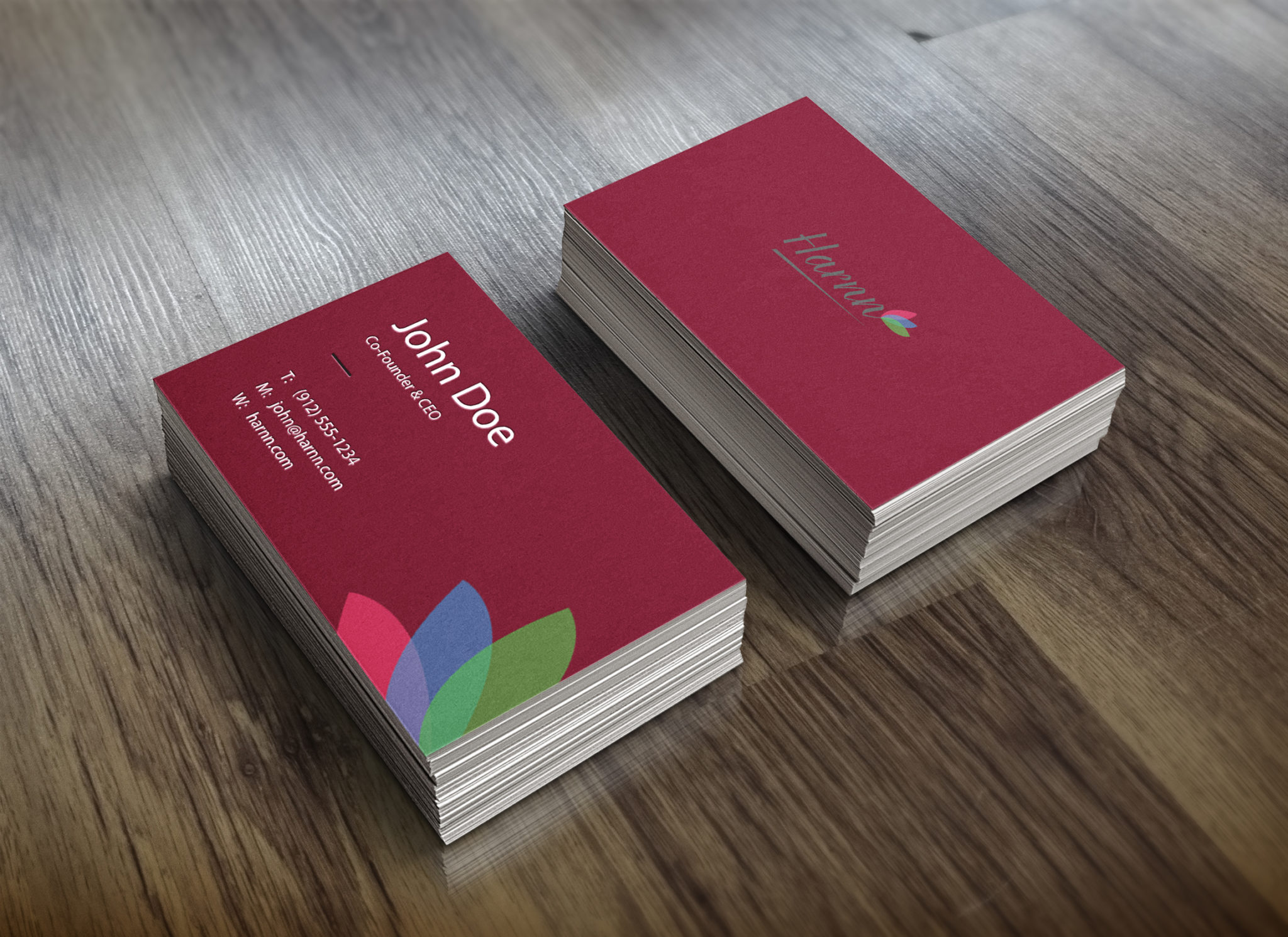 impress your customers with quality business card and broacher