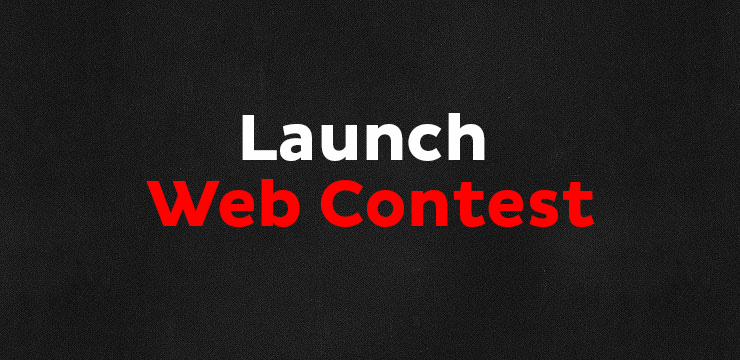 Launch Web Contest