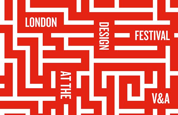 Lose Yourself in the London Design Festival by Domenic Lippa