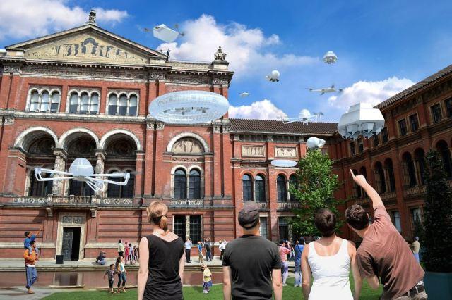 drone-aviary-london-design-festival