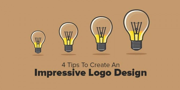 4 Tips To Create An Impressive Logo Design