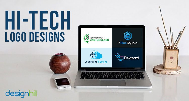 Hi-Tech Logo Designs