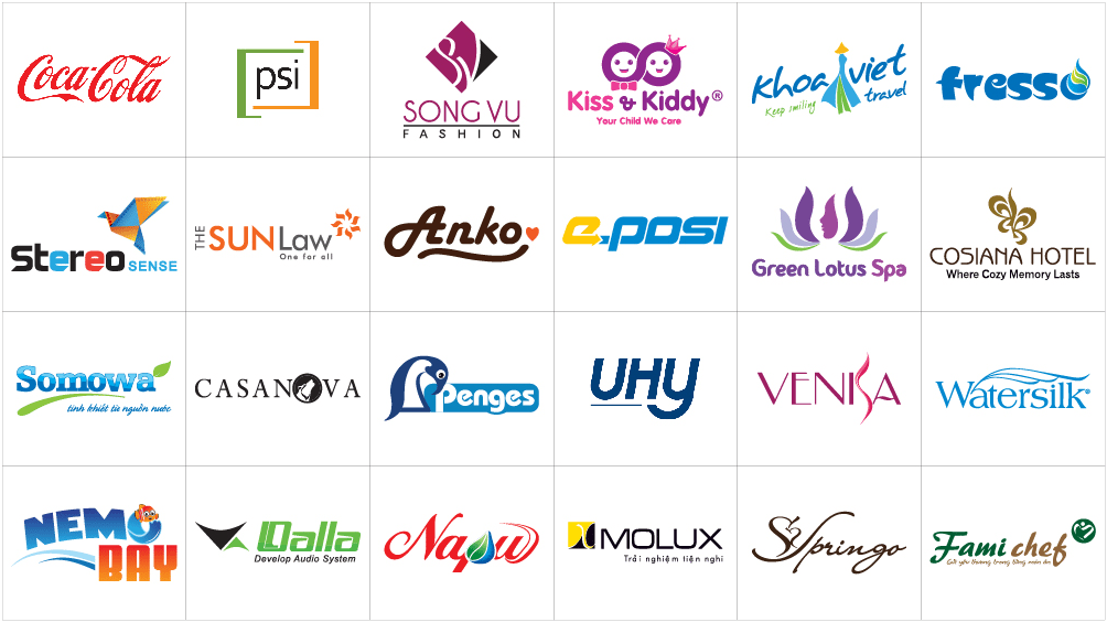 Professional Business Logo Designs