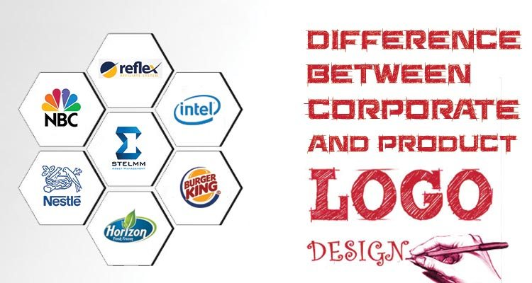 Difference Between Corporate and Product Logo Design