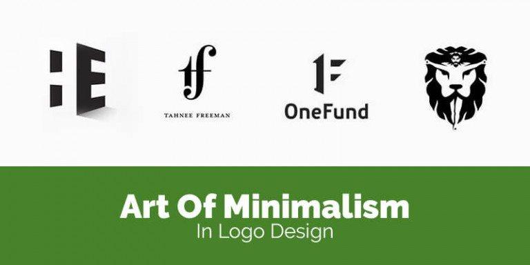 Art Of Minimalism In Logo Design