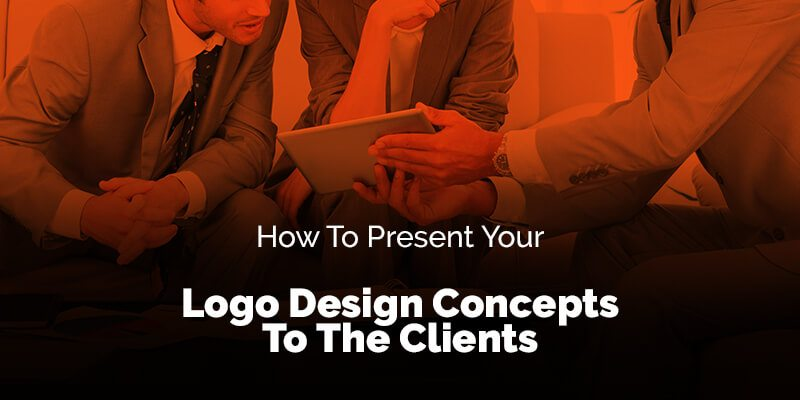 How To Present Your Logo Design Concepts To The Clients