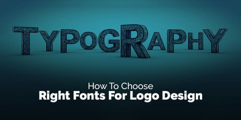 How To Choose Right Fonts For Logo Design