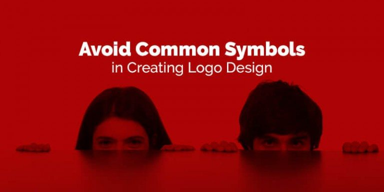 Avoid Common Symbols in Creating Logo Design