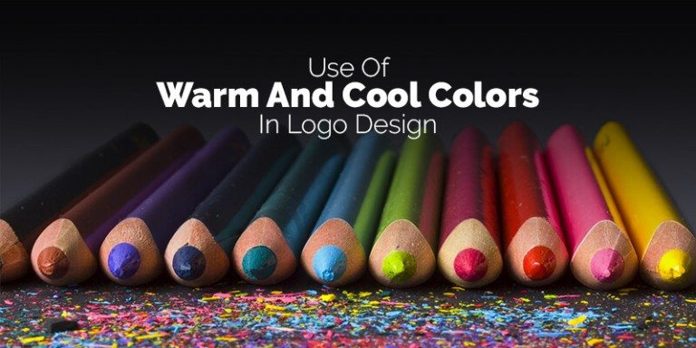 Use Of Warm And Cool Colors In Logo Design