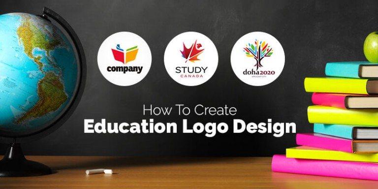 How To Create Education Logo Design