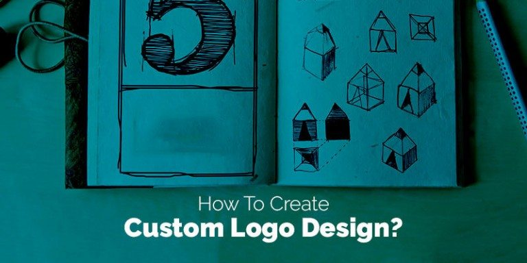 How To Create Custom Logo Design?