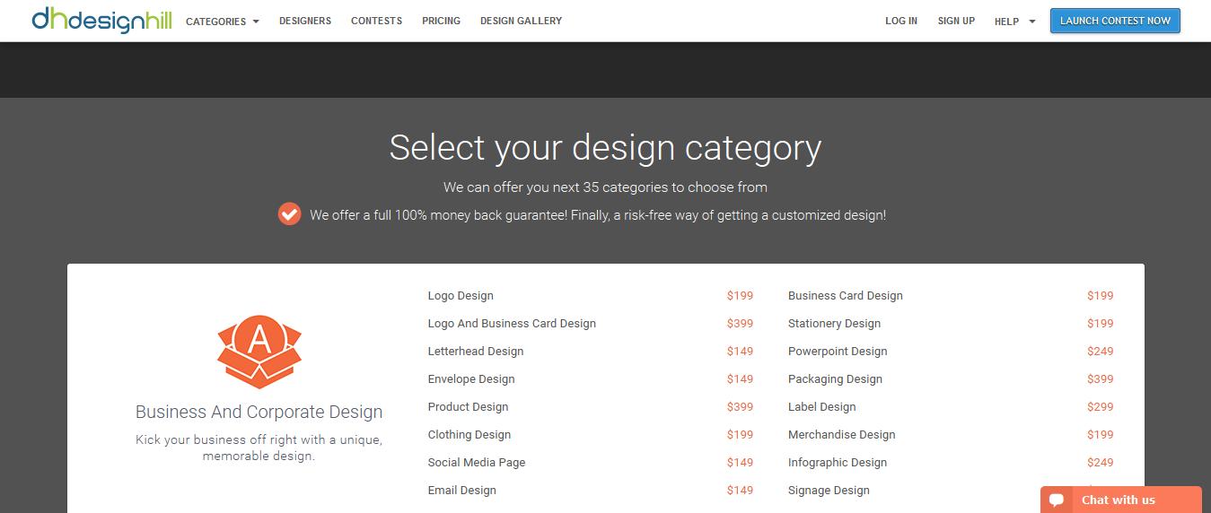 FireShot Screen Capture #266 - 'Launch a New Contest I Designhill' - www_designhill_com_launch