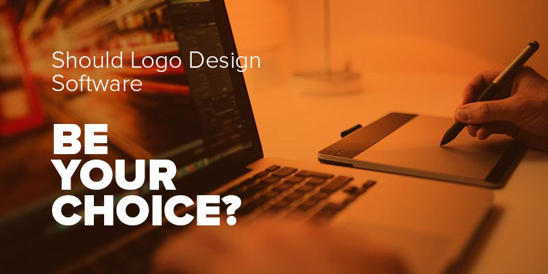 Should Logo Design Software Be Your Choice