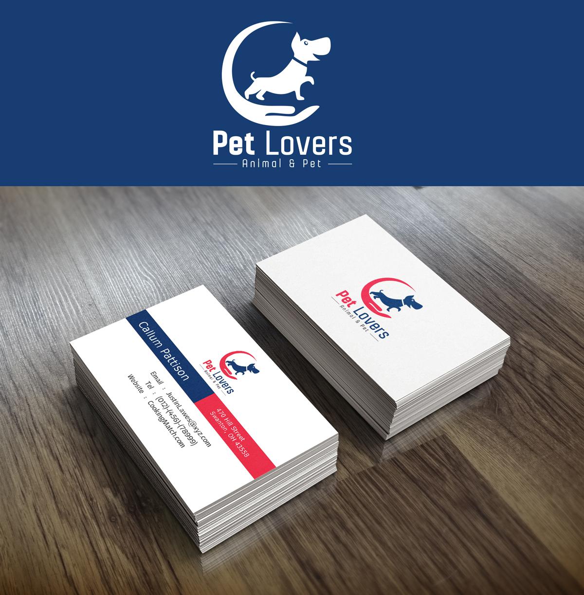 Animal Logo Design for Emotion and Affection