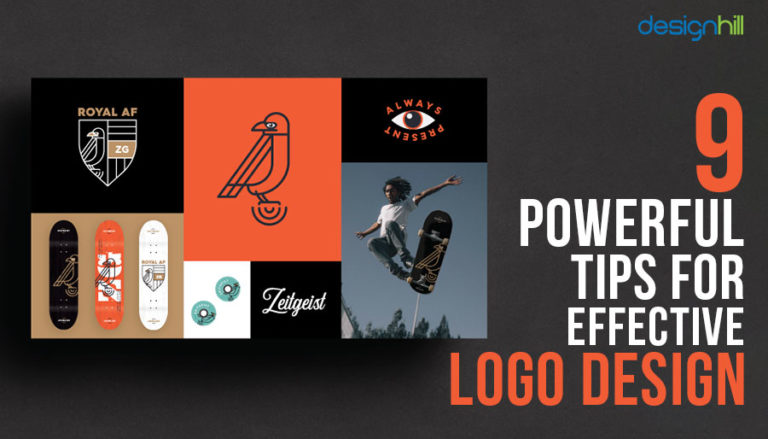 9 Powerful Tips For Effective Logo Design