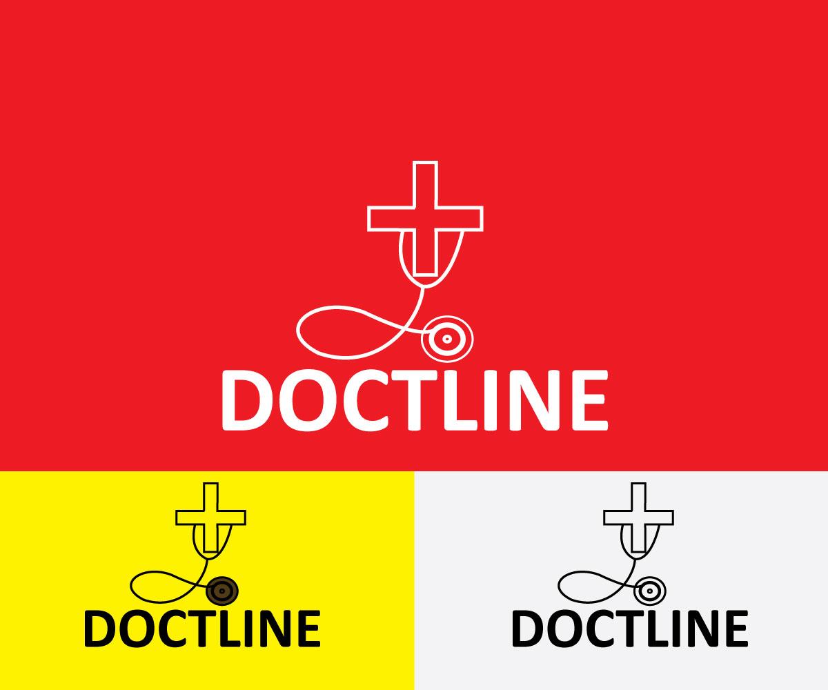 Doctors Online Services Logo Design
