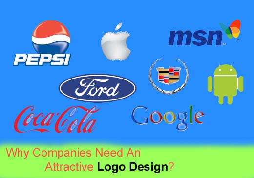Why Companies Need An Attractive Logo Design?