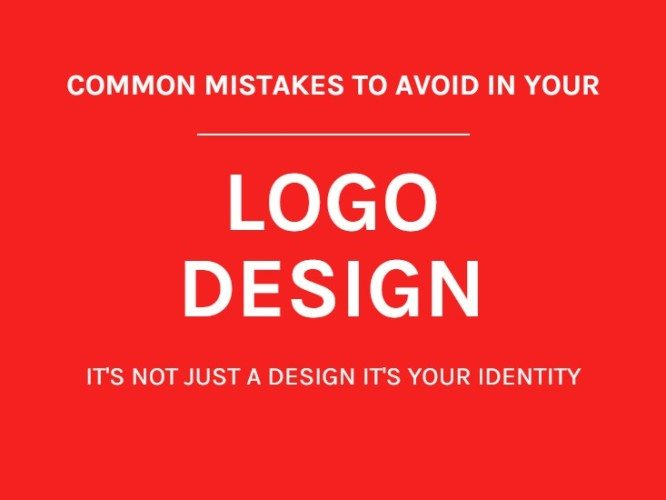 Common Mistakes To Avoid In Logo Creation