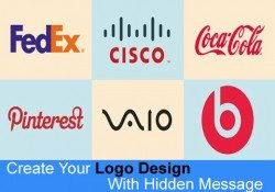 Create Logo Design With Hidden Message