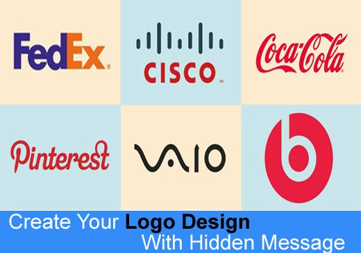 Create Logo Design With Hidden Message