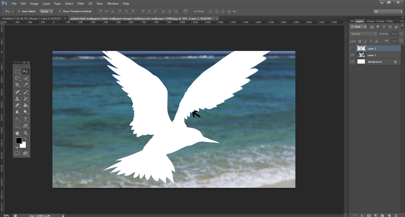 How To Remove Background From An Image In Photoshop6