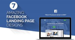 7 Amazing Facebook Landing Page Designs for the Inspiration