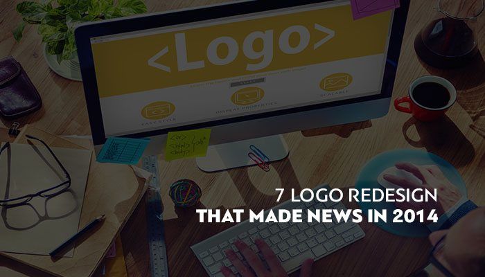7 Logo Redesign That Made News in 2014