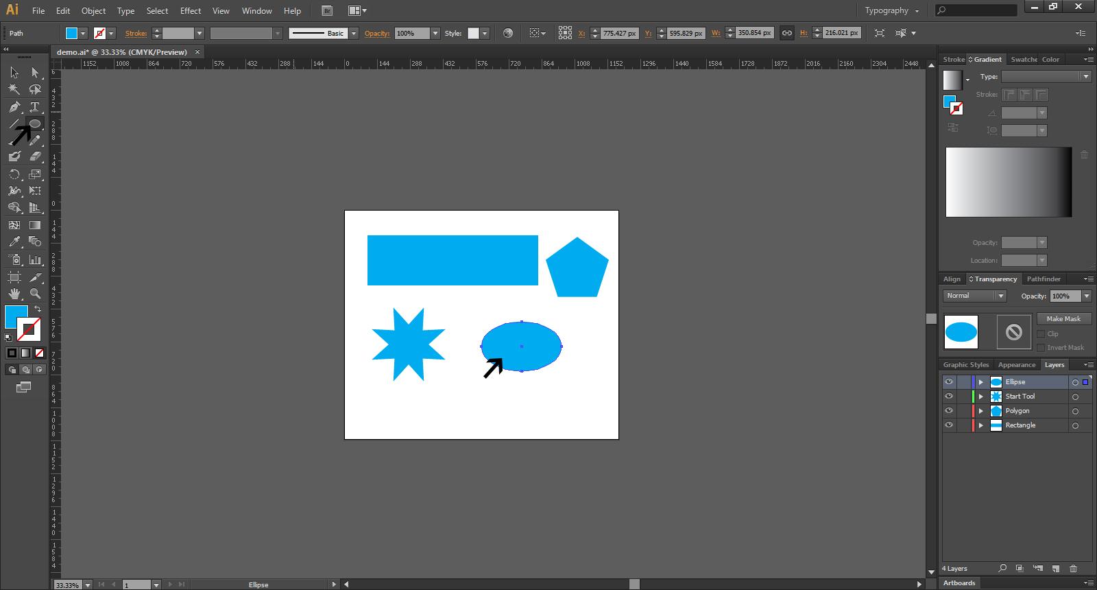 Graphic Design Skills - Fusion8
