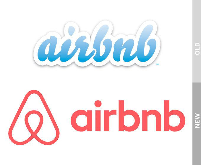 Logo Redesign of Airbnb