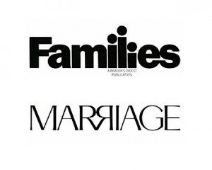 Families Marriage Logo