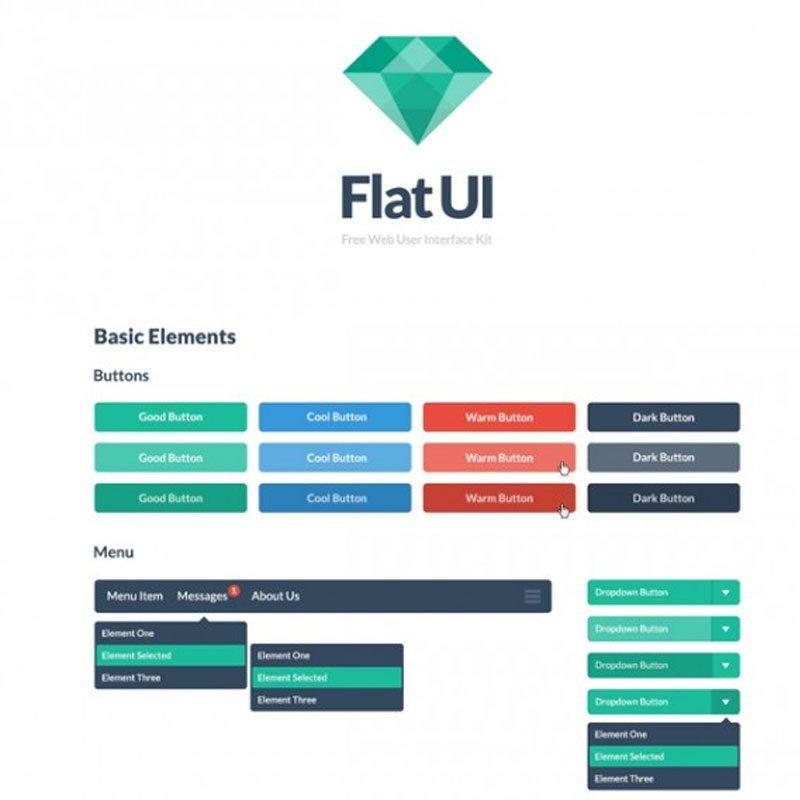 Flat UI Free
