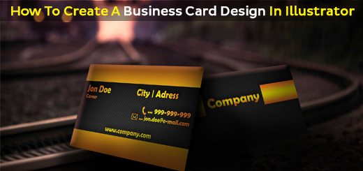 How-to-create-a-business-card-design-illustrator