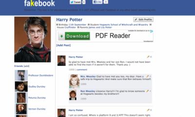 Facebook Landing Page -2