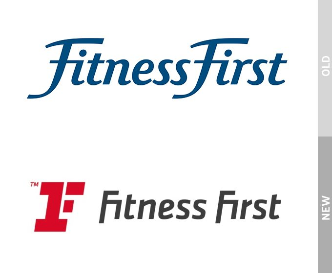 Logo Redesign of FitnessFirst club