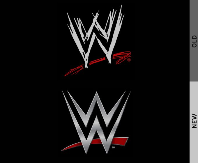 Logo Redesign of World Wide Entertainment (WWE)