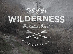 TOP OUTDOOR LOGOS #1 - CALL OF THE WILDERNESS BY IAN BARNARD