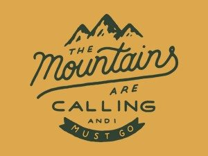 TOP OUTDOOR LOGOS #3 - THE MOUNTAINS BY ZACHARY SMITH
