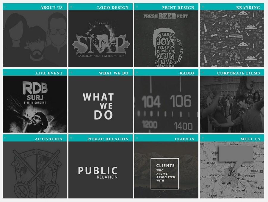 Grid Layout (Web Design Basics)