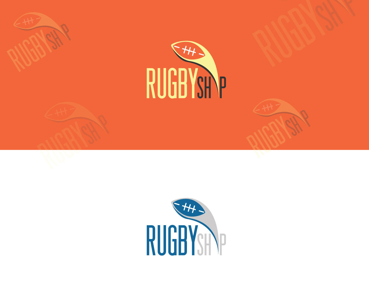 Rugby Shop Logo Design Contest