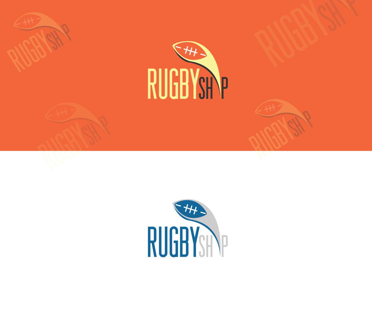 Rugby Shop Logo Design Contest