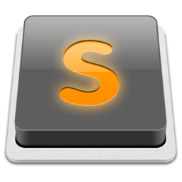 Sublime_Text - Graphic Design Tools