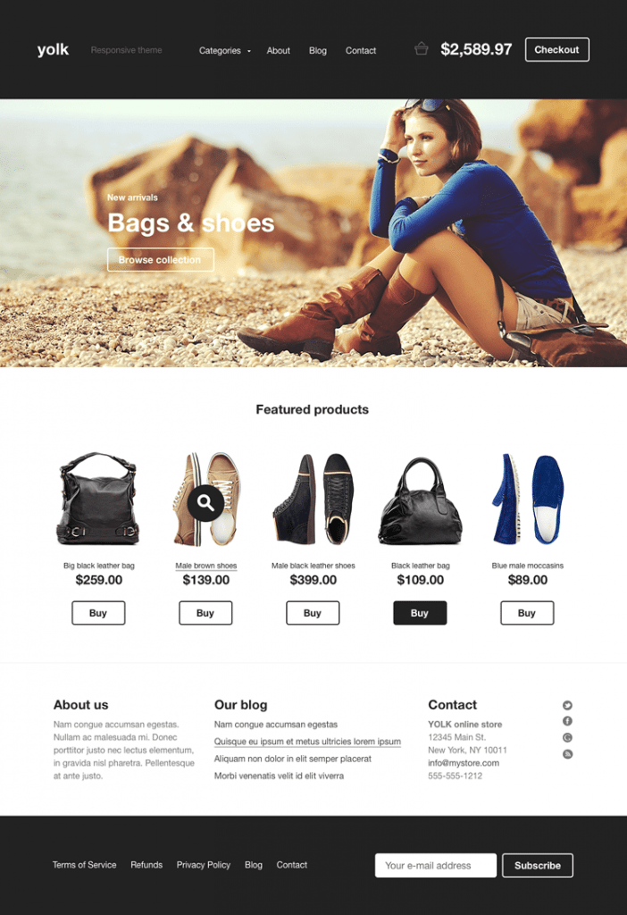 ecommerce website design trends to rule in 2015 designhill