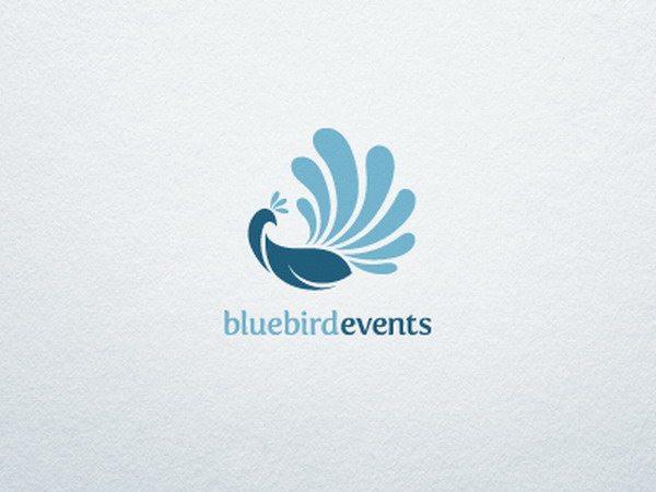 Blue Bird (Event Management Logo)