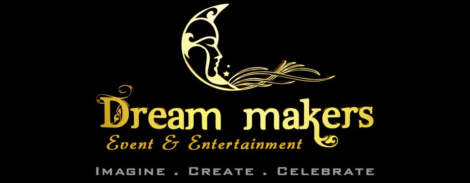 Dream Maker (Event Management Logo)