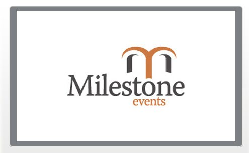 Milestone Event Management Logo
